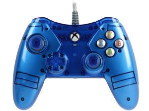 Xbox One Liquid Metal Wired Controller - Blue